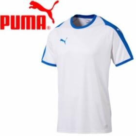 【2枚までメール便送料無料】プーマ LIGA ゲームシャツ 703637-12 メンズ puma 18SP