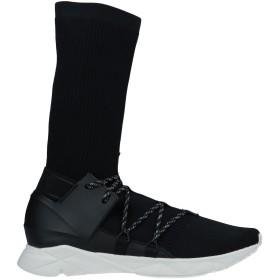 《セール開催中》REEBOK メンズ スニーカー&テニスシューズ(ハイカット) ブラック 6 紡績繊維