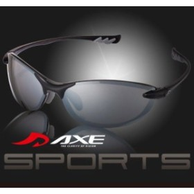 人気 スポーツサングラスブランド アックス  メンズ レディース AXE AS-350 CS 交換レンズ5枚セット