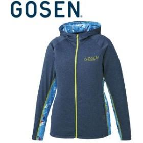 ゴーセン テニス ファンプラジップアップ レディース UT1805-7