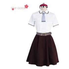 あそびあそばせ 本田 華子 オリヴィア 野村 香純 制服  風 コスプレ衣装  cosplay ハロウィン  仮装
