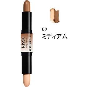 NYX Professional Makeup(ニックス) ワンダー スティック 02 カラー・ミディアム