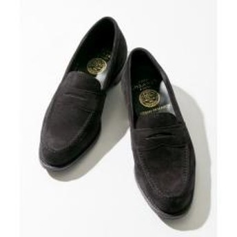 CHEANY×URBAN RESEARCH 別注SUEDE LOAFER【お取り寄せ商品】