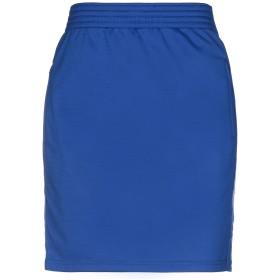 《セール開催中》GIVENCHY レディース ミニスカート ブルー 36 ポリエーテル 100% / コットン