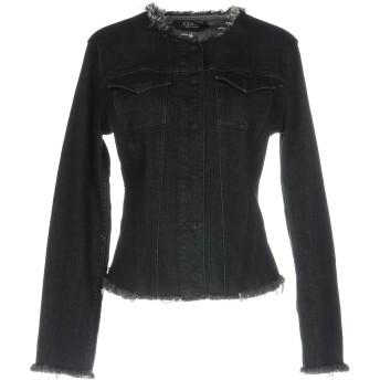 《セール開催中》CYCLE レディース デニムシャツ ブラック XS コットン 99% / ポリウレタン 1%