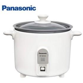 パナソニック 1.5合炊き 炊飯器 ミニクッカー SR-MC03-W ホワイト