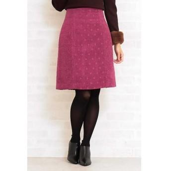 PROPORTION BODY DRESSING / プロポーションボディドレッシング  ドットジャガードスカート