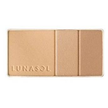 【ゆうパケット送料無料】ルナソル LUNASOL シェイディングチークスN レフィル #01 natural beige 7g カネボウ