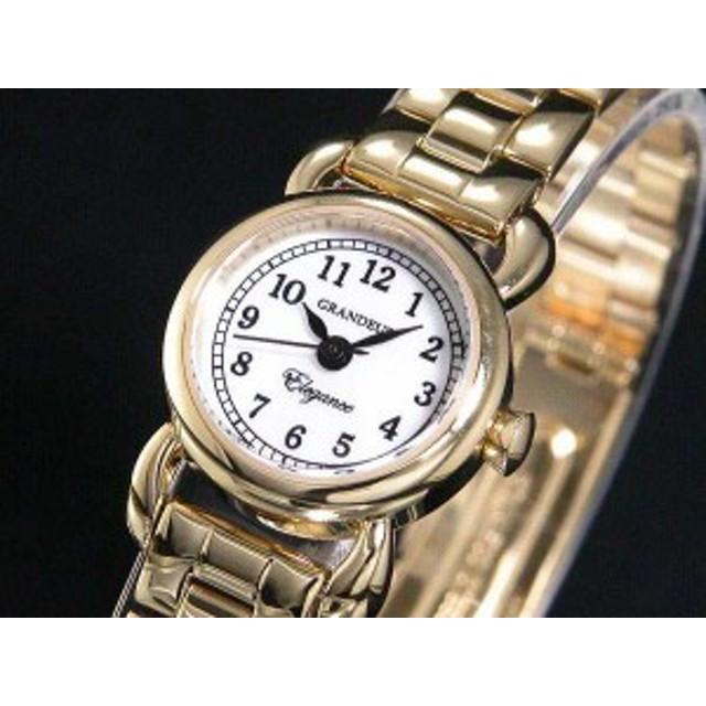2826c20a18 グランドール GRANDEUR 腕時計 レディース ESL036W2腕時計レディース腕時計watch人気ランキング入賞 防水 La