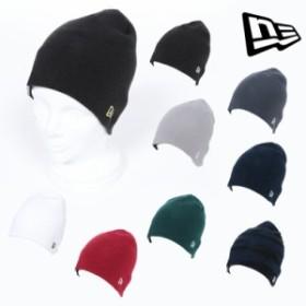 NEW ERA ニューエラ ニット帽 BASIC BEANIE 帽子 ビーニー メンズ レディース