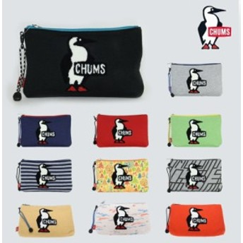 CHUMS チャムス LARGE POUCH SWEAT CH60-2522
