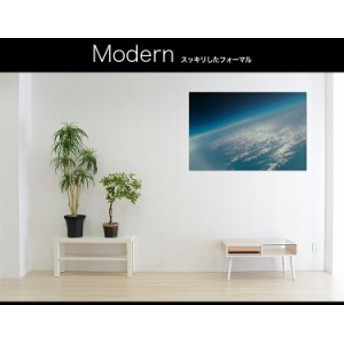 【日本製】アートボード/アートパネル artmart アートマート 絵画や写真をアルミフレームで表現 自然_地球_0722