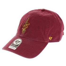 フォーティーセブン ブランド(47 Brand) Cleveland Cavaliers キャップ K-RGW04GWS-CAE (Men's、Lady's)