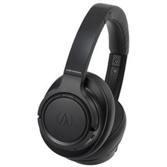 オーディオテクニカ ハイレゾ・Bluetooth対応 ダイナミック密閉型ヘッドホン(ブラック) audio-technica ATH-SR50BT-BK【返品種別A】