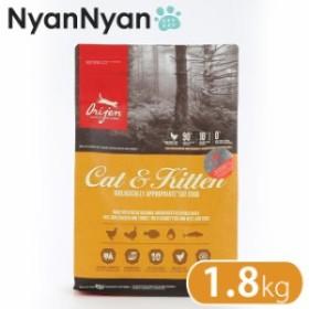 オリジン キャット&キトゥン 1.8kg