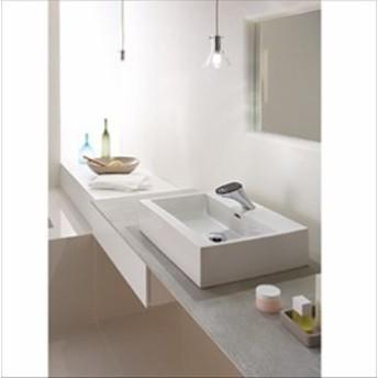 三栄水栓製作所 LAUFEN livingcity 洗面器 SL817436-W-104