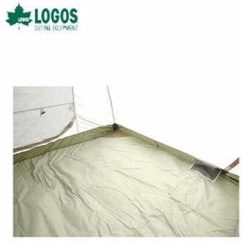 LOGOS ロゴス テントぴったり防水マット・SOLO 71809602 テントインナーマット