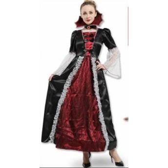 ハロウィン衣装 サンタクリスマスコスチューム変装赤ずきん吸血鬼 巫女 チュール 悪魔女王 大人用 化粧パーティーグッズ cosplay 海賊