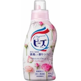 フレグランスニュービーズジェル 洗濯洗剤 フラワーリュクスの香り 本体(820g)[洗濯洗剤(液体)]