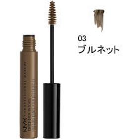 NYX Professional Makeup(ニックス) ティント ブロウ マスカラ 03 カラー・ブルネット