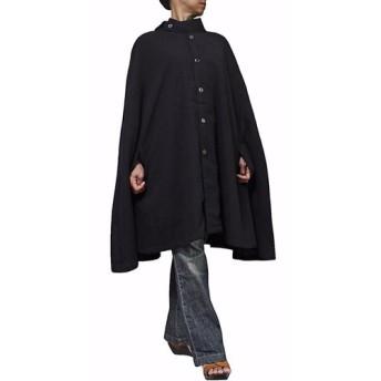 ジョムトン手織り綿マント風ポンチョジャケット JNN-055-01