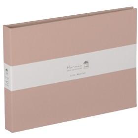 ハルマー 溶着式ポケットアルバム 2L判40枚収納 AHR2LP301P ピンク