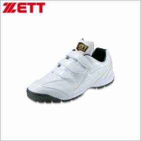 【ZETT/ゼット】 ラフィエットDX トレーニングシューズ BSR8276-1111