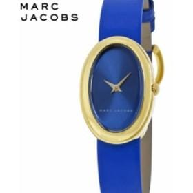 【商品入れ替えクリアランス】マークジェイコブス MARC BY MARC JACOBS MJ1455 時計 腕時計 レディース レザー(k-15) 青い腕時計