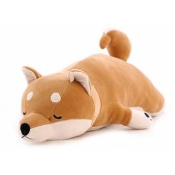 プレミアムねむねむ抱き枕 抱き枕 ぬいぐるみ テディベア アニマルズ 抱きまくら 柴犬ぬいぐるみ ねむねむ抱き枕  70CM