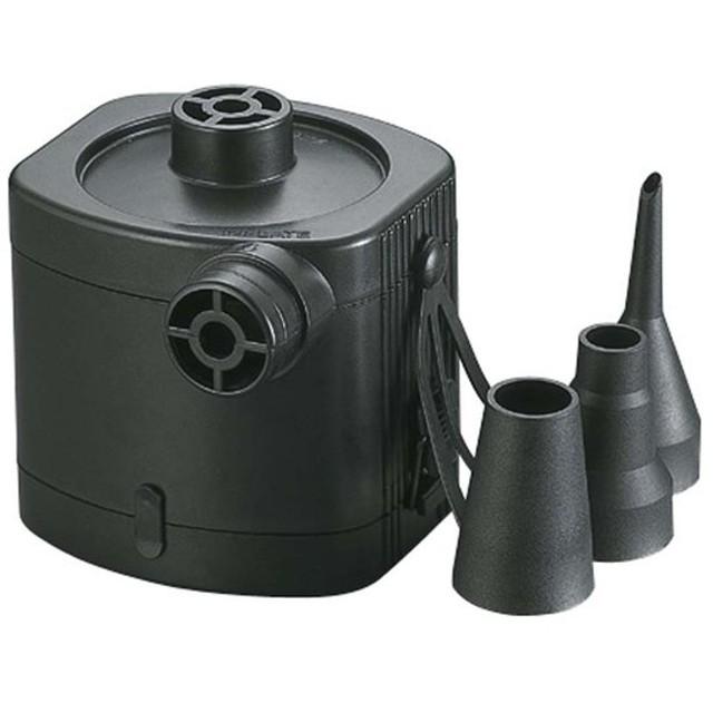 キャプテンスタッグ 電動エアーポンプ(電池式) M-3402