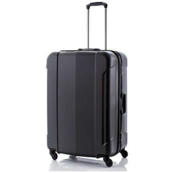 スーツケース 96L GRAN GEAR ガンメタリック 6296961 [TSAロック搭載]