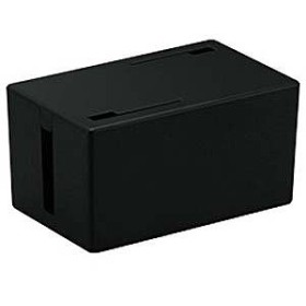 バッファロー ケーブルボックス (Sサイズ) BSTB01SBK (ブラック)