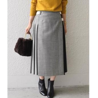 SHIPS for women / シップスウィメン ONEIL OF DUBLIN:コンビネーションキルトスカート