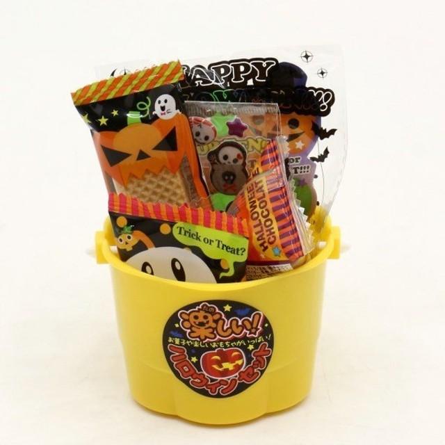 ハッピーハロウィン お菓子 楽しい ハロウィンセット 89323 4901989993405
