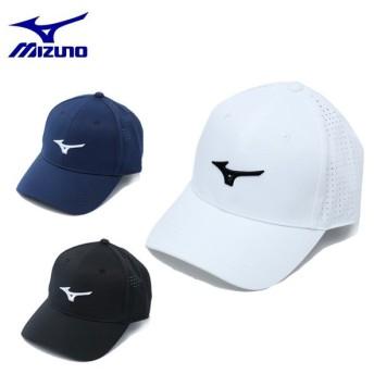 ミズノ キャップ 帽子 メンズ レディース ストレッチ 32JW8110 MIZUNO