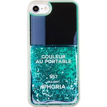 Liquid Case for Apple iPhone 7/8 - Nail Polish Turquoise 15411