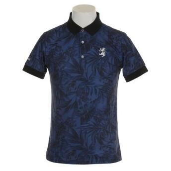 アドミラル(Admiral) ボタニカル ポロシャツ ADMA870-BLU (Men's)