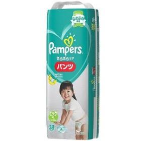 P&G Pampers(パンパース) さらさらケア パンツ ビッグサイズ(12kg-22kg) 38枚〔おむつ〕