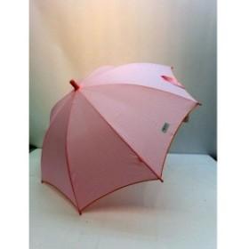 子ども傘 子ども用ファッション小物 子ども服 ベビー キッズ マタニティ 雨傘 長傘 ジュニア ワンポイント付 ギンガム ジャンプ雨傘 DETT