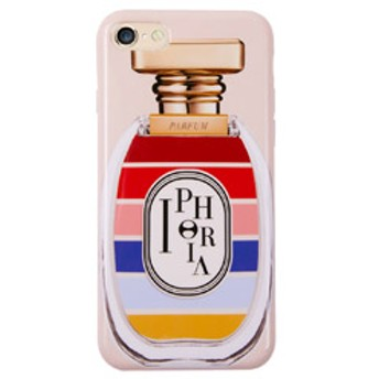 Case for Apple iPhone 7/ 8 - Perfume Round Stripes Multicolor 15566