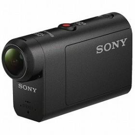 ソニー メモリースティックマイクロ/マイクロSD対応フルハイビジョンアクションカム HDR‐AS50