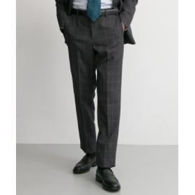 URBAN RESEARCH(アーバンリサーチ) ドレスライン スラックス URBAN RESEARCH Tailor アーバンアスレチックウインドウペンパンツ【送料無料】