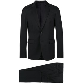 Mauro Grifoni classic two piece suit - ブラック