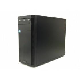 【中古】 自作 デスクトップパソコン i5-3550 4GB 128GB GT740 OS無し T3398411