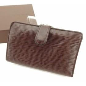 247b5f7682e6 ルイ ヴィトン Louis Vuitton がま口財布 財布 小物 サイフ 財布 小物 財布 サイフ 二つ折り財布