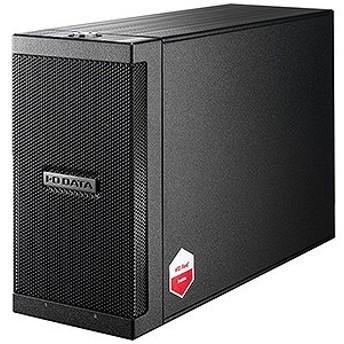 I・O・DATA 外付HDD 16TB 長期保証&保守サポート対応 カートリッジ式 2ドライブ ZHD2-UTX16 ブラック