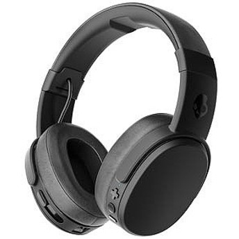 SKULLCANDY ブルートゥースヘッドホン CRUSHER WIRELESS CRUSHERWL(BLACK)