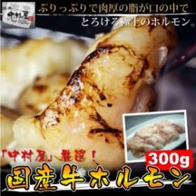 ギフト 内祝い 牛肉 ぷりっぷりで肉厚の脂が口の中でとろける 国産牛 ホルモン 300g