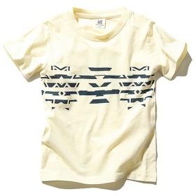【10%OFF】 デビロック 全20柄 プリント半袖Tシャツ カットソー レディース その他系19 120 【devirock】 【タイムセール開催中】