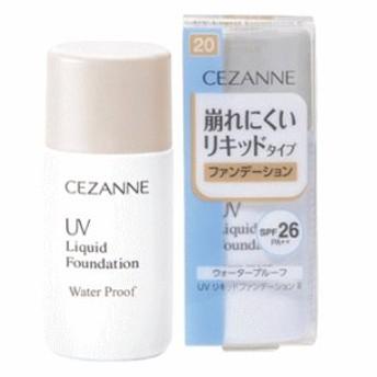 セザンヌ化粧品 セザンヌ UV リキッドファンデーション R 20 自然なオークル系